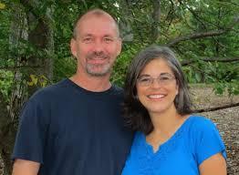 Steve and Georgiana Thomas